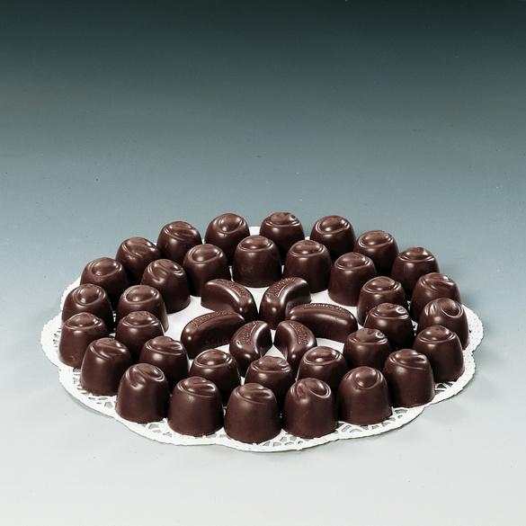 Chocolats + cerises à l'eau-de-vie