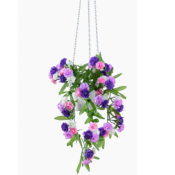 Bouquet œillets retombants