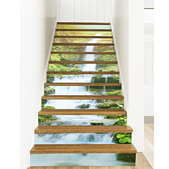 Décor pour marches d'escalier
