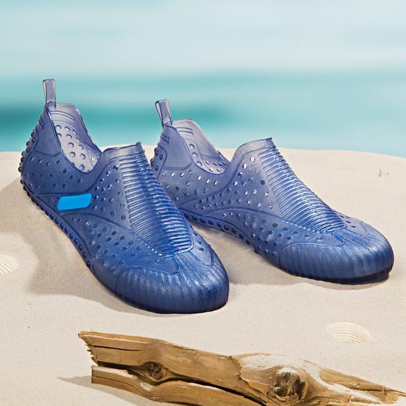 Chaussures de bain, bleu