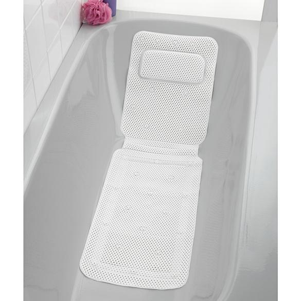 Tapis De Baignoire Confort Blanc Reference 2703400