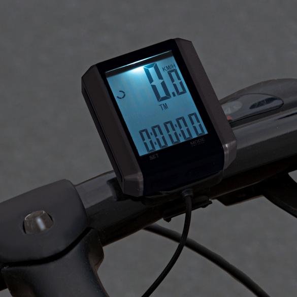 Ordinateur de bord pour vélo