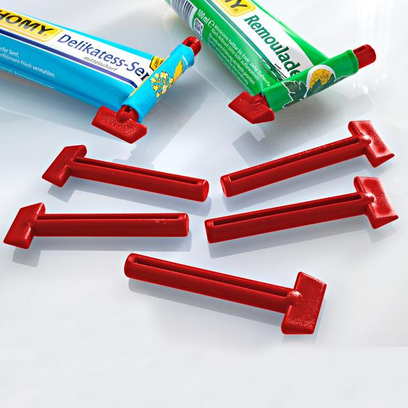 Lot de 5 clés à tubes