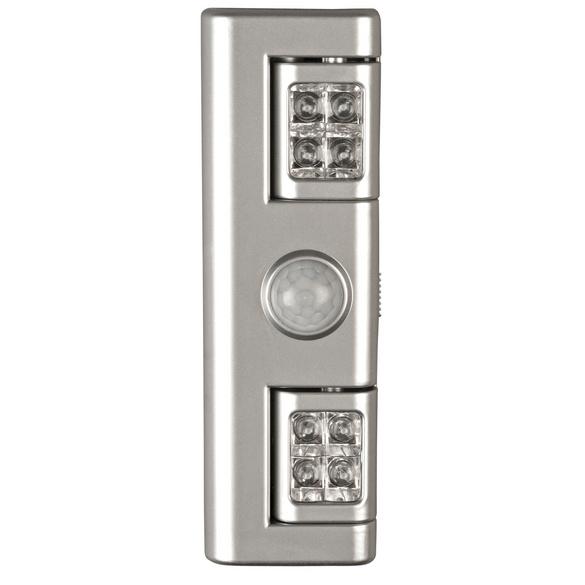 Rampe de LED + détecteur de mouvements