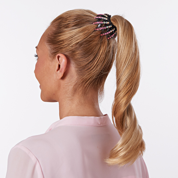 Pince à cheveux avec strass