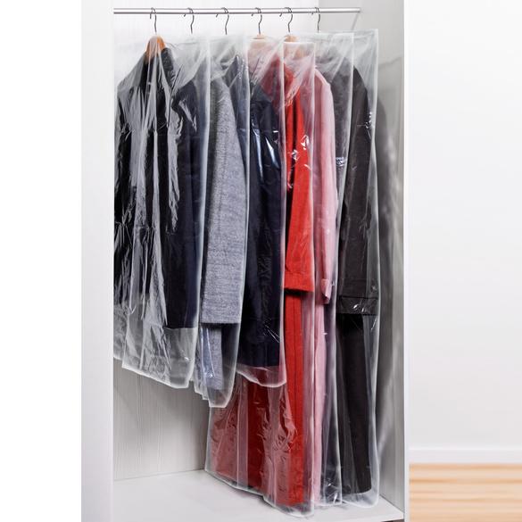 Lot de 15 housses pour vêtements