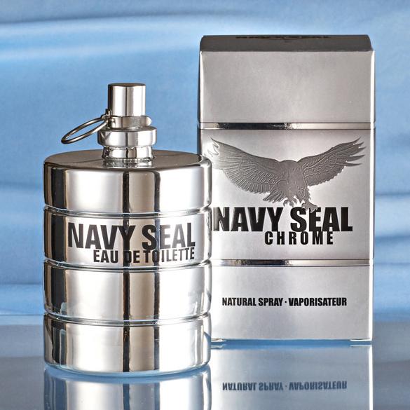 Eau de Toilette Navy Seal Chrome