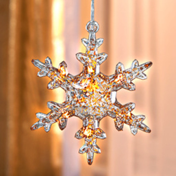 Flocon de neige LED
