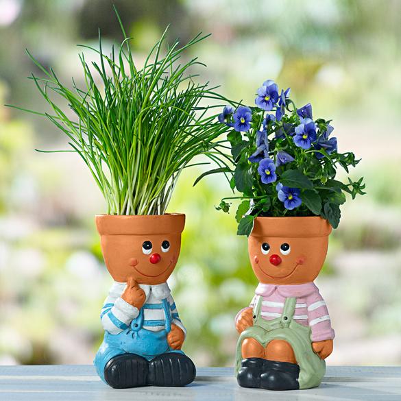 Jardinière Fille