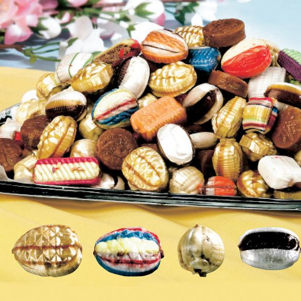 """Bonbons """"Fête foraine"""" 500 g, Référence: 3558700"""