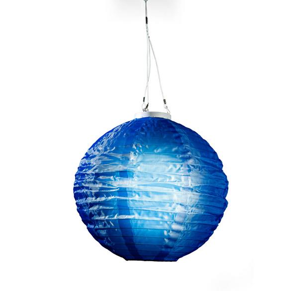Lanterne LED, bleu