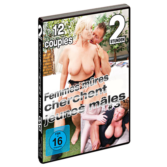 DVD Femmes mûres cherchent jeunes mâles
