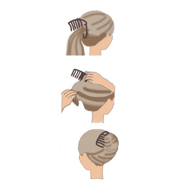 Barrette à cheveux