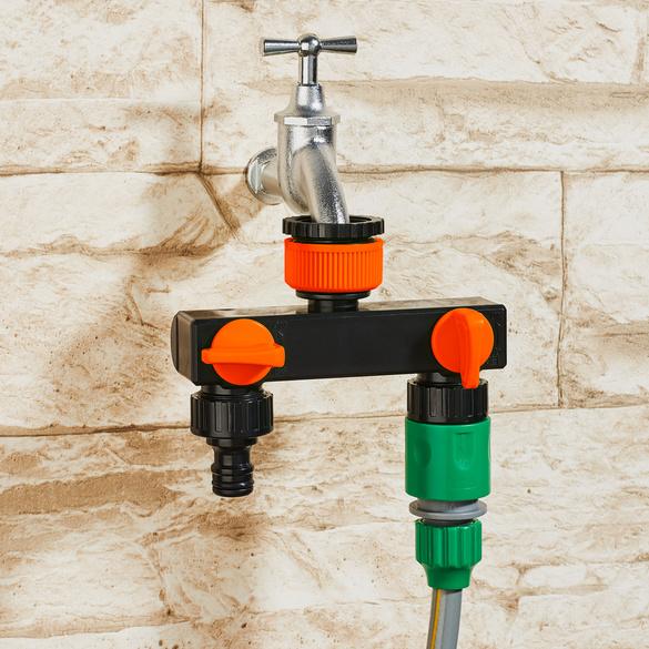 Distributeur d'eau 2points