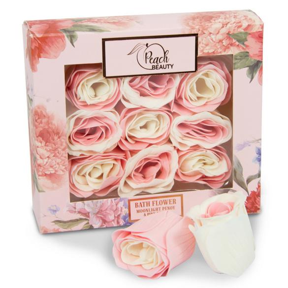 Set de savons Rose