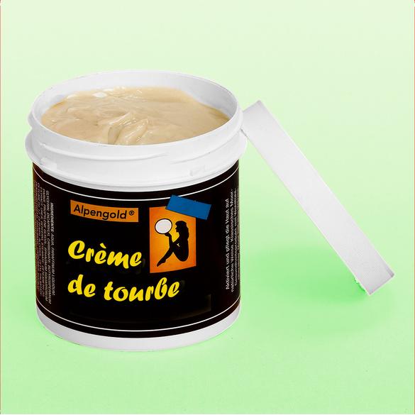 Crème à la tourbe