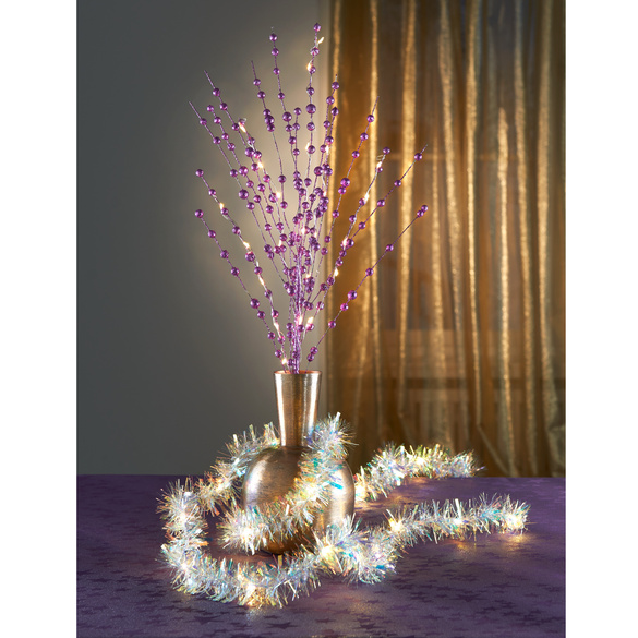 Branche à LED, violet