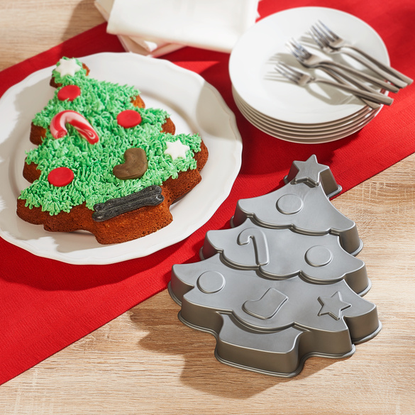 Moule à gâteau Sapin