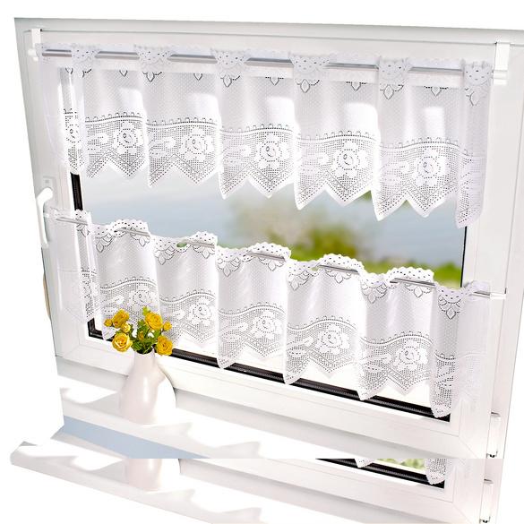 tringle rideaux extensible vitrine magique. Black Bedroom Furniture Sets. Home Design Ideas