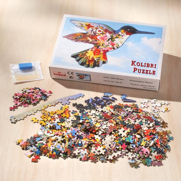 Puzzle Oiseau,  750 pièces