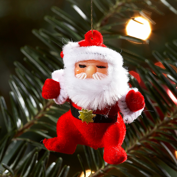 6 decorations pere noel