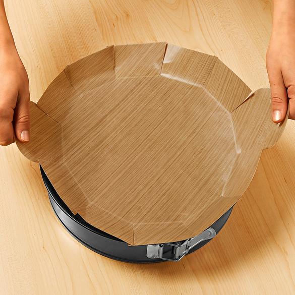 Feuille de cuisson ronde
