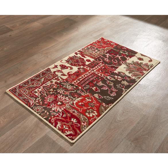 Tapis Moderne, rouge 60x110