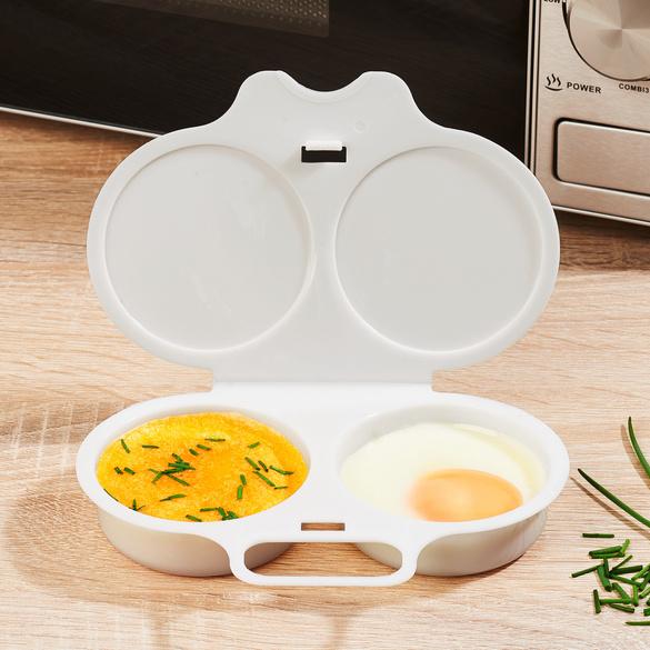 Cuiseur à œufs micro-ondes
