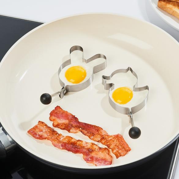 Moule à œufs au plat Poussin