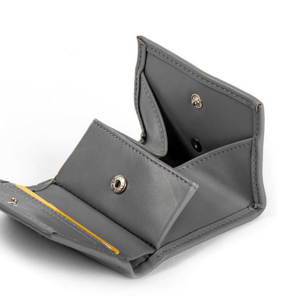Porte-monnaie, gris