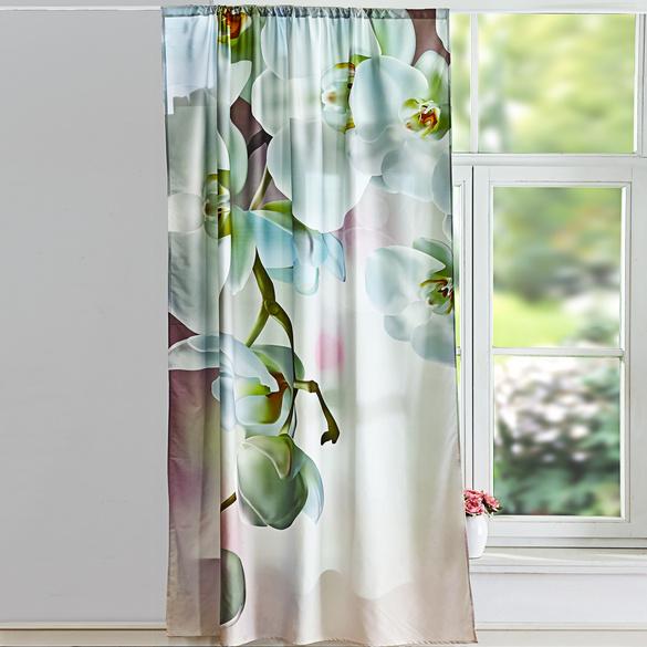 Rideaux Orchidées 140x230cm