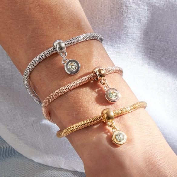 Lot de 3 bracelets serpent