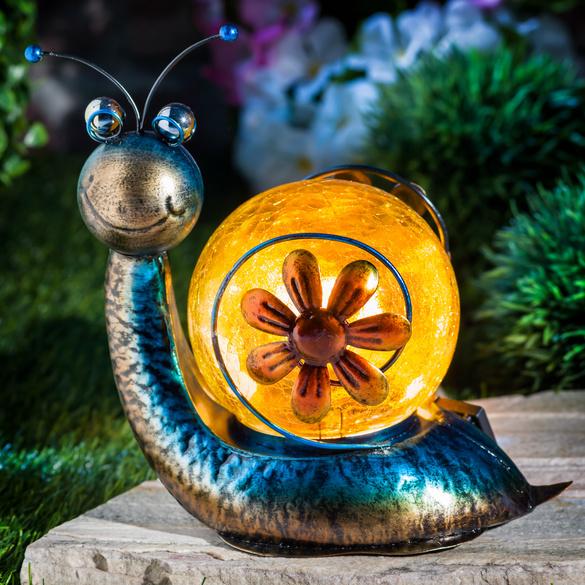 Escargot solaire