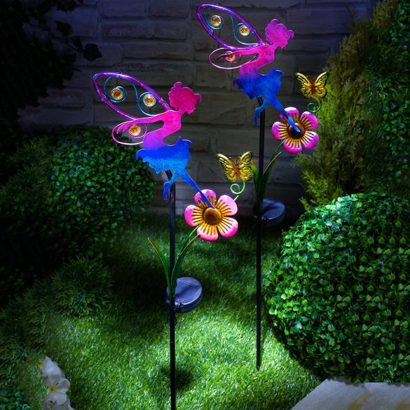 Piquet solaire Elfe