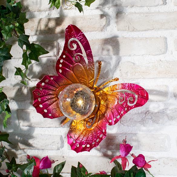 Papillon solaire, fuchsia, Casa Bonita®
