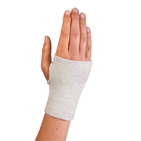 Bandage poignet fils d'argent