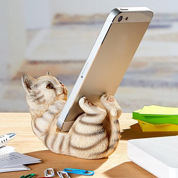 Support téléphone portable  Chat