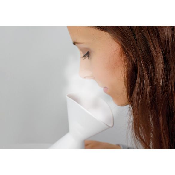 Pot d'inhalation