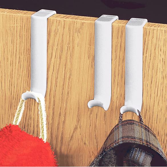 Crochets de porte, lot de 10