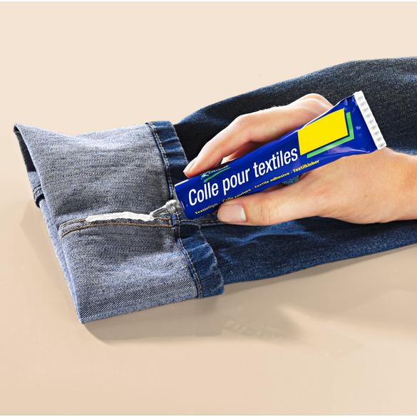 Colle pour textiles