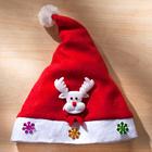 Bonnet de Noël LED