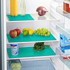 Lot de 5 tapis pour réfrigérateur