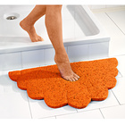 Tapis ultra-absorbant, orange