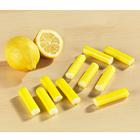 Lot de 10bâtonnets parfum d'aspirateur Citron