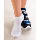 Chaussettes de sport pour femme, lot de 2 paires