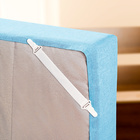 Lot de 4 fixations draps-housses