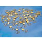 Lot de 48 suspensions Étoile pour boule de noël