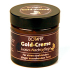 Crème de nuit aux extraits d'or
