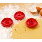 Set pour biscuits de Noël façon Linz