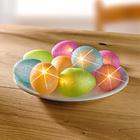 Guirlande lumineuse Œufs de Pâques